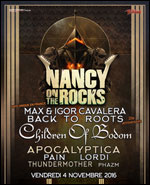 NANCY ON THE ROCKS FESTIVAL
