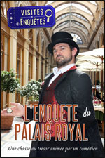 L'ENQUETE DU PALAIS-ROYAL