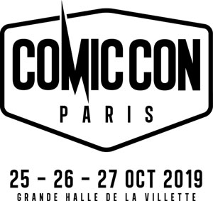COMIC CON PARIS 2019