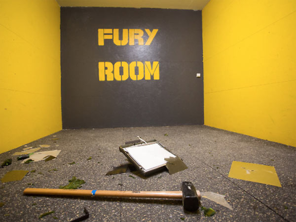 FURY ROOM - PARIS