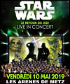 Réservation STAR WARS IN CONCERT