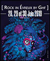 Réservation ROCK IN EVREUX BY GHF 2019 -PASS 1J