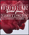 Réservation BATTLE NOTHING2LOOZ WORLD FINALS