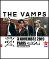 Réservation THE VAMPS