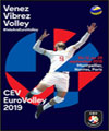 Réservation EUROVOLLEY 2019