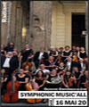 Réservation SYMPHONIC  MUSIC'ALL