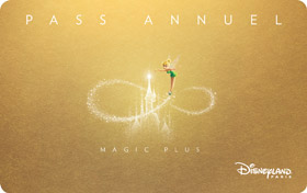 LE PASS ANNUEL MAGIC PLUS